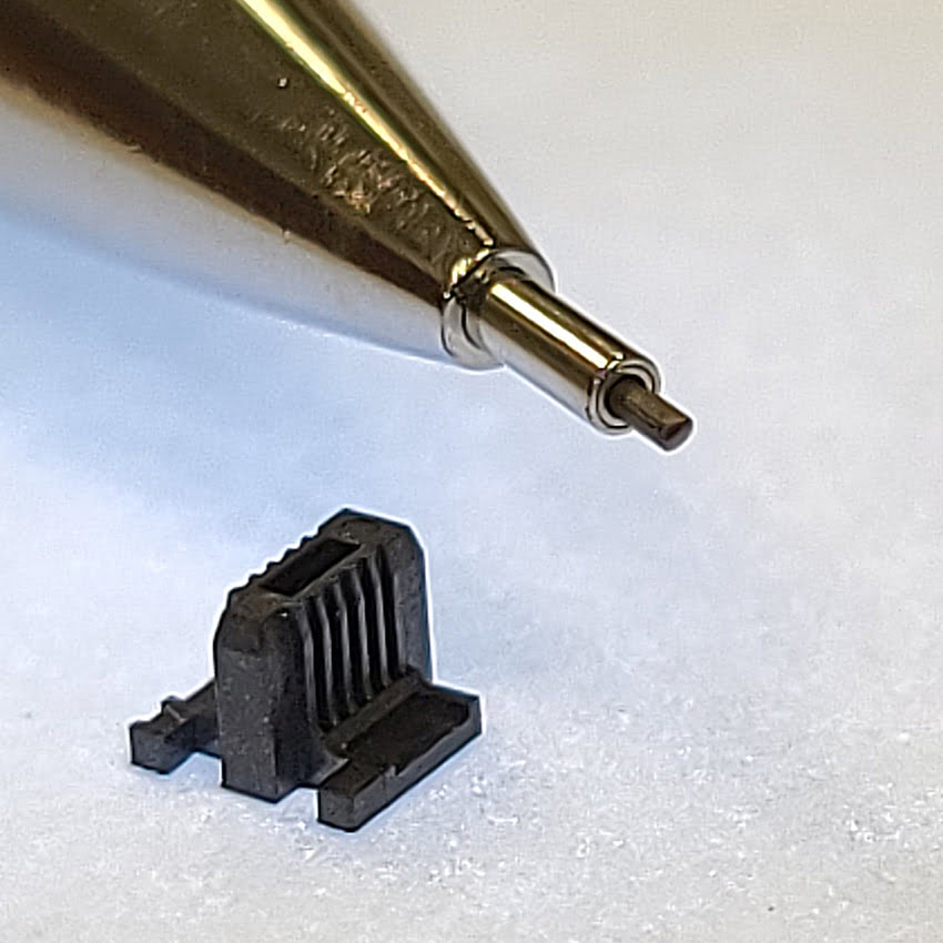 5 Position Micro Electrical Connector