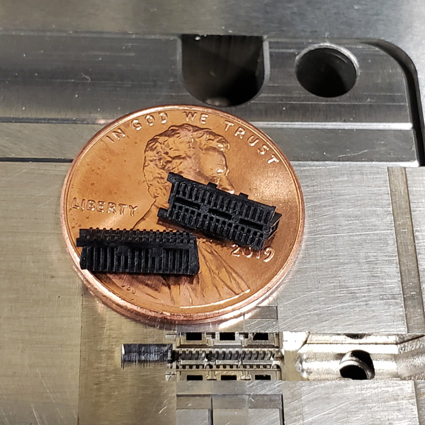 Micro Tooling Connector